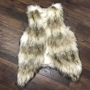 The Impeccable Pig Faux Fur Vest